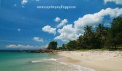 Pantai Marina Lampung Selatan