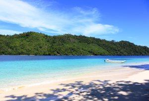 Pantai Pulau Kelapa Teluk Kiluan