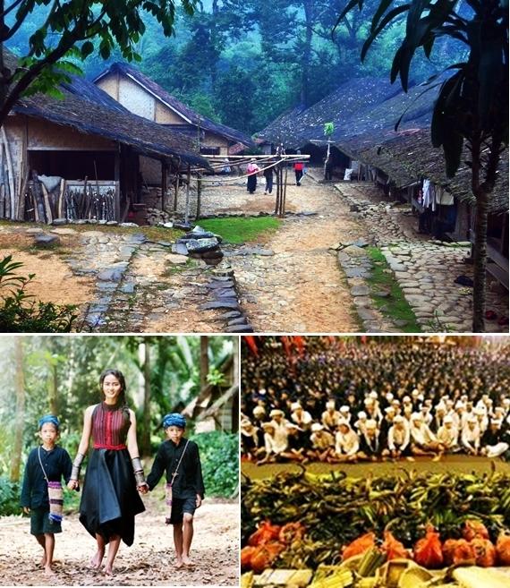 tempat wisata menawan di banten - kampung baduy