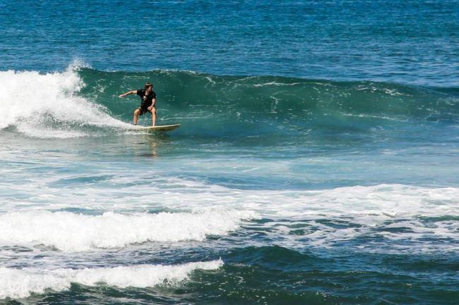 surfing tanjung setia - secret spot