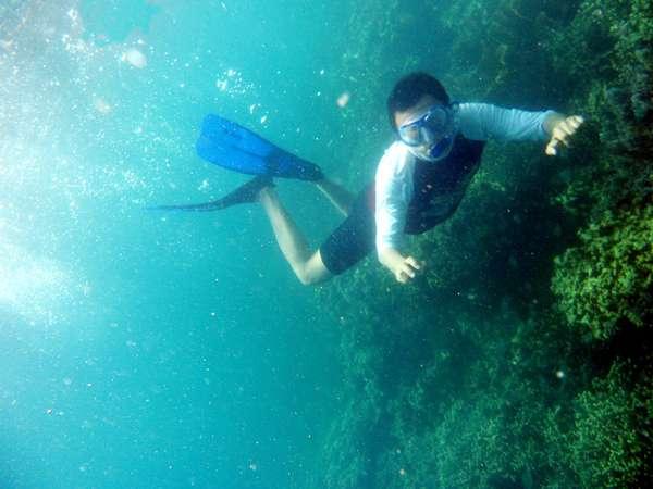 Snorkeling Pahawang