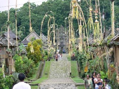 Desa Panglipuran Tempat Wisata Menawan di Bali Timur