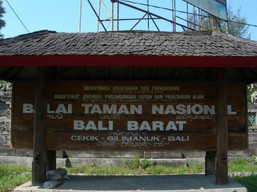 papan-nama-taman-nasional-bali-barat