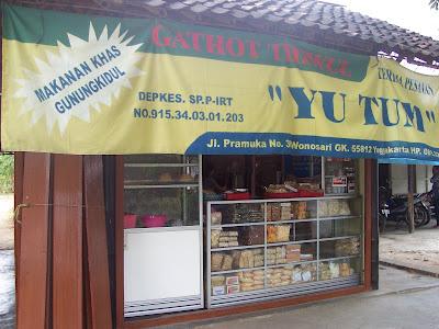 Thiwul Yu Tum. Sumber : di sini