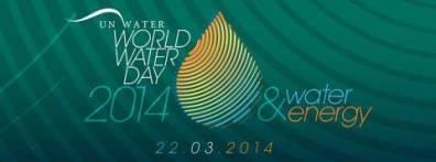 Logo World Water Day 2014