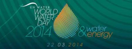 Logo World Water Day 2014