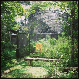 Rumah Jaring taman Kupu gita Persada