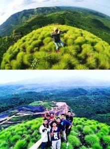 Bukit Batubara di Lampung Tengah