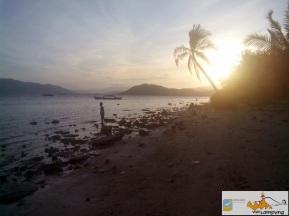 Senja di Pantai Klara 2