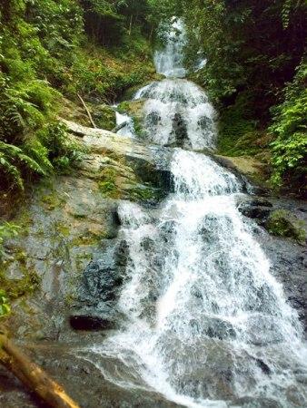 Air Terjun Tingkat Tujuh