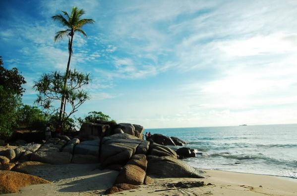 Pantai Pasir Padi, Bangka Belitung