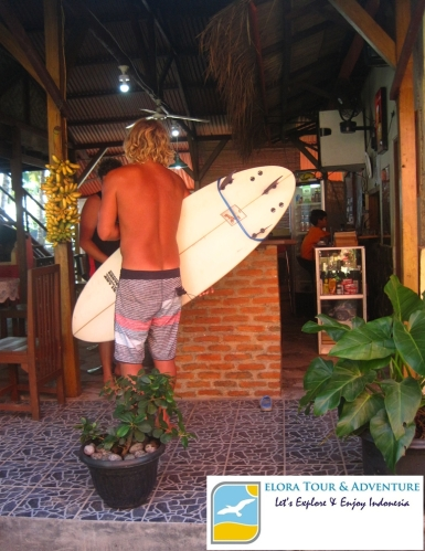 Surfing Tanjung Setia Elora Tour & Adventure