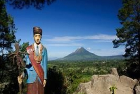 Tempat Wisata Menawan Sumatera Utara Bukit Gundaling