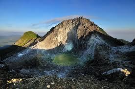 Tempat Wisata Menawan Sumatera Utara Gunung Sibayak