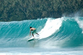 Tempat Wisata Menawan Sumatera Utara Pantai Sorake