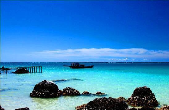 pantai tureloto nias utara sumatera utara