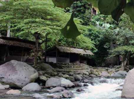 Tempat Wisata Menawan Sumatera Utara Sungai Sembahe
