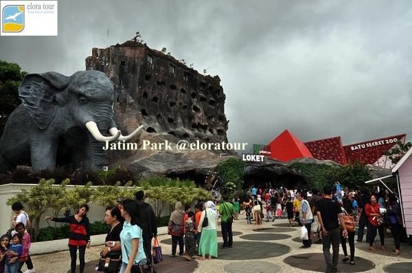 Jatim Park. Batu. eloratour