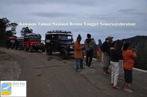 Kawasan Taman Nasional Bromo Tengger Semeru - Foto