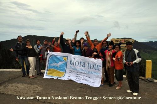 Kawasan Taman Nasional Bromo Tengger Semeru