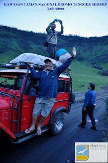Nggandol Jeep. eloratour