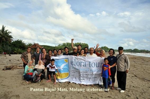 Pantai Bajul Mati di Malang