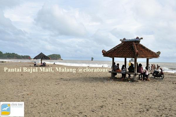 Pantai di Malang Jatim Pantai Bajul Mati