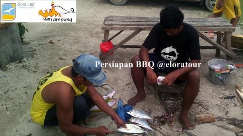 Persiapan BBQ - eloratour
