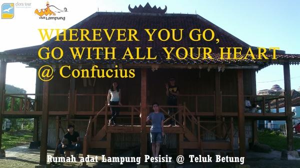 Rumah Adat Lampung Pesisir