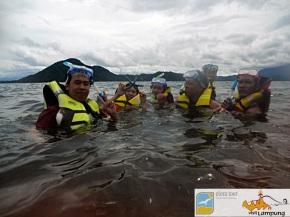 Foto Snorkel di Spot Kelagian