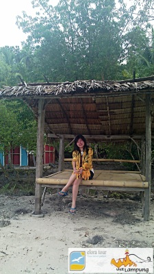 Sesi Foto di Gubuk Camp