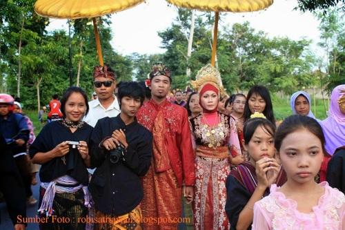 Perkawinan adat di Lombok