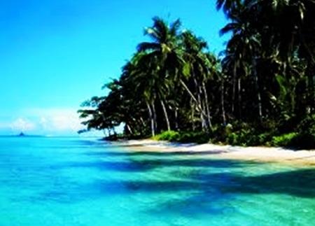 Pantai Rupat di Riau