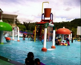 Waterpark Bumi Kedaton