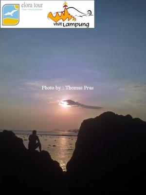 eloratour Sunset Pulau Kelapa