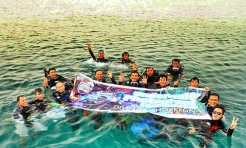 Snorkeling di Pulau Abang Kepulauan Riau
