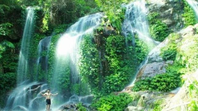 Air Terjun Talang Kemulun Danau Kerinci Jambi eloratour