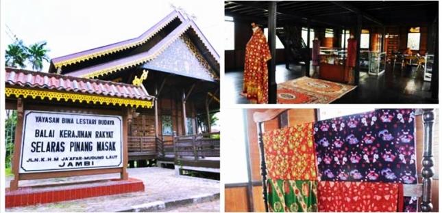 Sanggar Batik Jambi