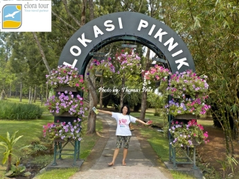 Lokasi Piknik Taman Bunga Nusantara eloratour