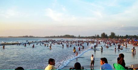 Pantai Jakat Bengkulu eloratour