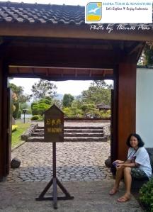 Taman Gaya Jepang eloratour