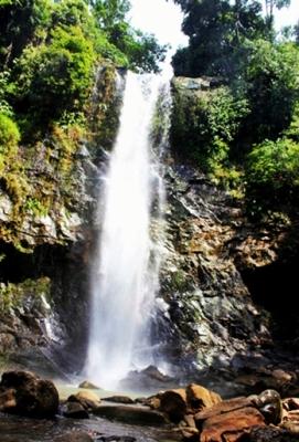 Air Terjun Bidadari Sumatera Selatan eloratour