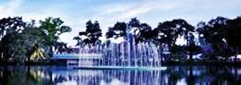 Taman Kambang Iwak Sumatera Selatan