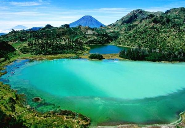 Tempat Wisata Menawan di Jawa Tengah - Dieng