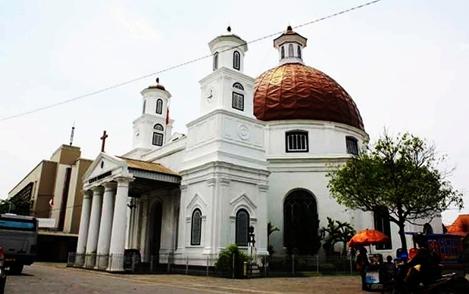 Kota Lama Semarang eloratour