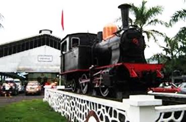Museum Kereta Api Ambarawa eloratour