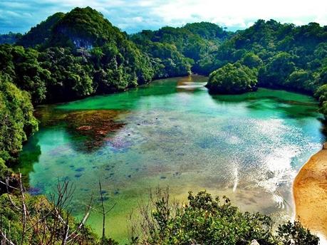 Pulau Sempu Jawa Timur eloratour
