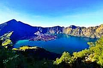 Danau Segara Anak eloratour