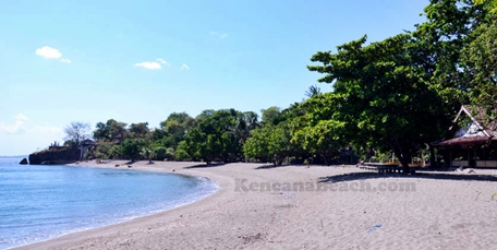 Pantai Kencana Sumbawa nusa tenggara barat