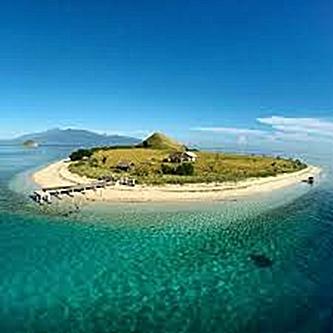 Pulau Kenawa Sumbawa nusa tenggara barat